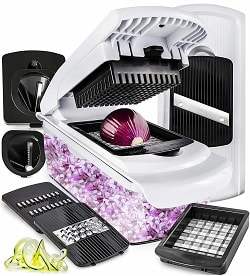 Vegetable Chopper Slicer Dicer (1.2 Quart)