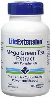 life extension mega polyphenols decaf