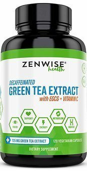 Zenwise Health Green Tea Extract w/ Vit C & EGCG