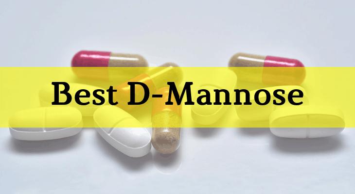 Best D-Mannose