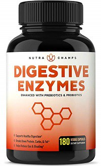 Nutra Champs Digestive Enzymes