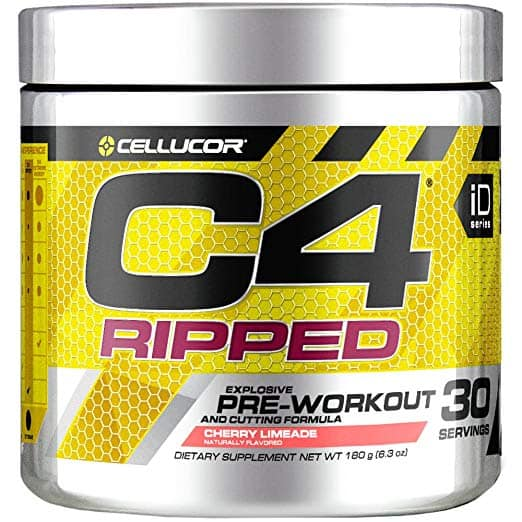 Cellucor C4 Ripped Pre-Workout Without Creatine