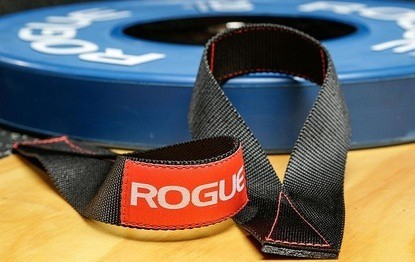Rogue Oly Lifting Straps display