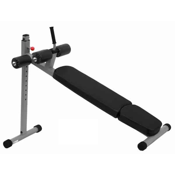 XMark Fitness Adjustable 12 position sit up bench