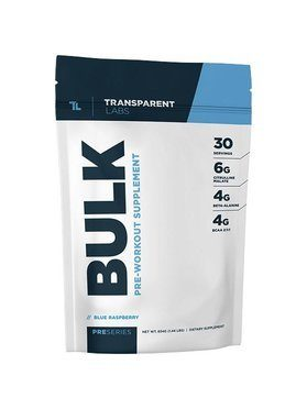 Transparent Labs Bulk Pre-Workout