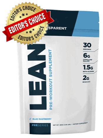 1. Transparent Labs Lean