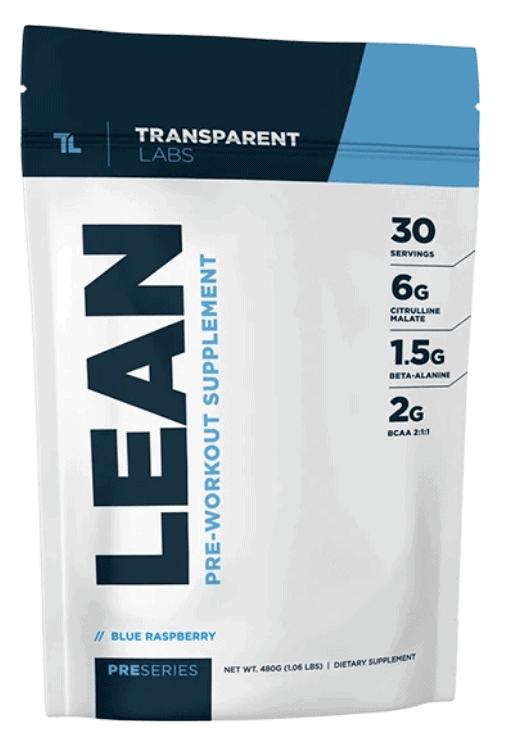 2. Transparent Labs Lean