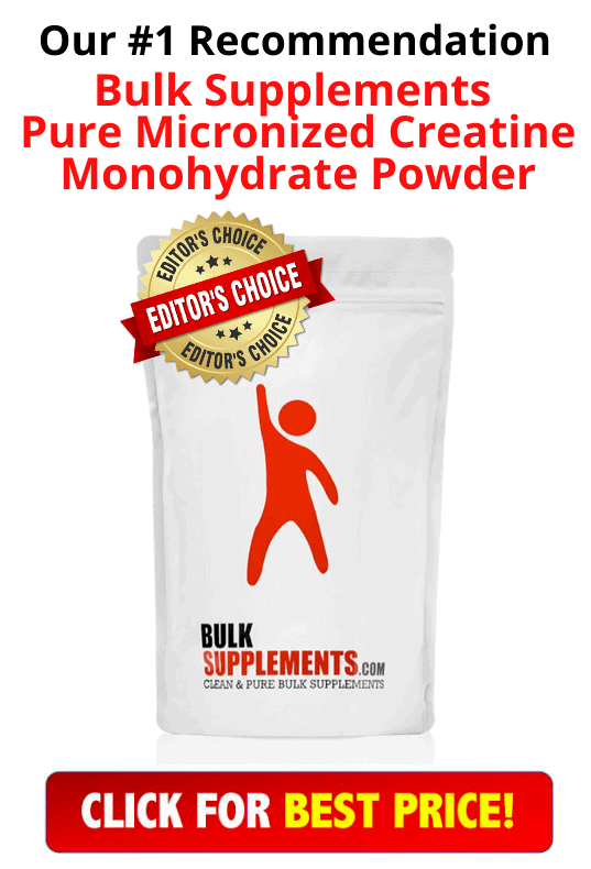 Bulk Supplements Pure Micronized Monohydrate Powder product