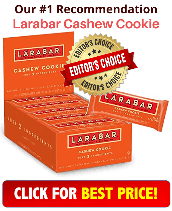 Larabar Cashew Cookie product