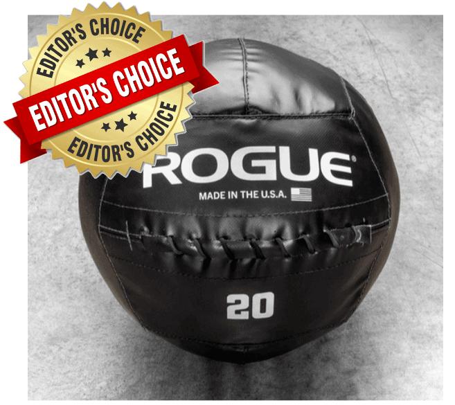1. Rogue Medicine Ball