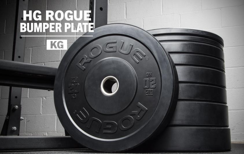 Rogue HG 2.0 KG Bumper Plates